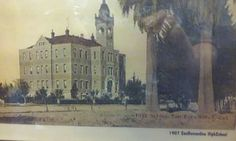 San Bernardino High School 1907