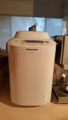Bread machine - once a week