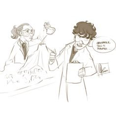@lost-in-my-mind-palace and Nonny requested Sherlolly Teenlock/high school AU. I love the idea of them recreating Pompeii top to bottom… (requests are closed)