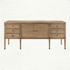 A beautiful balance of classic & contemporary design, the Arhaus Luciano Buffet In Burnished Weathered easily complements any dining room décor. Dining Room Decor, Arhaus Furniture, Furniture, Country Dining Rooms, Fantastic Furniture, Arhaus, Dining Room Furniture, Kitchen Dining Room, French Country Dining Room