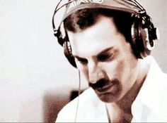 Freddie Mercury... Such a beautiful soul...