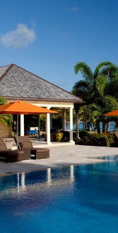 The resort shares the island with around 30 privately owned villas.
