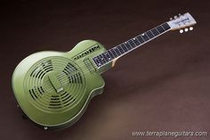 Terraplane Resonator guitar