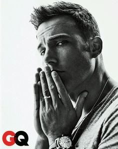 Ben Affleck. Fuck the haters. I think he's awesome.