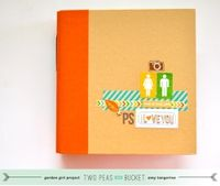 A Project by amytangerine from our Scrapbooking Gallery originally submitted 12/17/12 at 09:12 AM