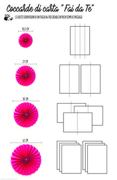 Translated version of test. Paper Flower Patterns, Paper Flowers Craft, Flower Crafts, Eid Crafts, Diy Crafts For Kids, Diy Paper, Paper Crafts, Diy Birthday Decorations, Paper Fans