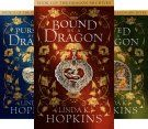 Bound by a Dragon by Linda K. Hopkins  It's about time for another review! I think I'm behind... Well when am I not but I actually forgot to get my review up for the last Drizzt bookMaestroand the next book in that collection is coming out next month! I'll get a review of Maestro up before the next book is released I promise. Man there were some memorable scenes from that book and I actually can't wait to cover it.  Okay so onto Bound by a Dragon by the lovely Linda K. Hopkins.  The Dragon…
