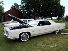 1973 Lincoln Continental Hardtop
