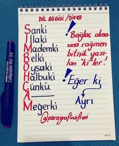 Merida, Learn Turkish Language, School Suplies, Creative Activities For Kids, Calligraphy Pens, Study Hard, School Notes, Study Notes, Study Motivation