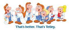 We put the tiny little tea leaves.in Tetley Tea! English Tea Time, Tetley Tea, Best Of British, Living In England, Childhood Memories, Tea Party, Folk, Family Guy, Fancy