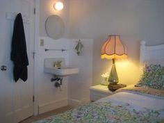 Your Own Private 5 Bedroom / 3 Bathroom 'B&B' in Ocean Grove? Attic Design, Basement Bedrooms, Master Bedroom, Master Bath, Glass Door, Wall Lights, New Homes, House Design, Vacation