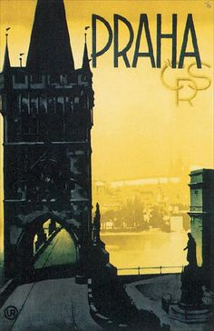 Prague's haunting Charles Bridge