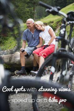 Are you a bike lover? Mountain biking also is very popular in Kleinwalsertal. In The Heart, Mountain Biking, Kicks, Tours, Popular, Activities, Couple Photos, Outdoor, Couple Shots