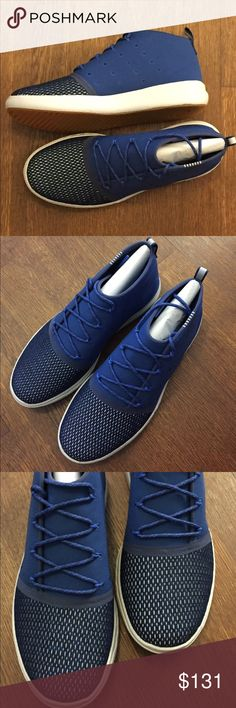 NEW UA Under Armour Blue Men Shoes New with Box. Brand New. Size 9.5. Under Armour Under Armour Shoes Athletic Shoes