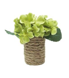 Shop for Seasonal Floral & Floral products at Joann.com I have these flowers hydrangea for Mother's Day arrangements and this is a great look to try :-)