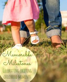 Memorable Milestones: Celebrate Exciting Moments in Your Child's Life - a primer for parenting at Julieverse