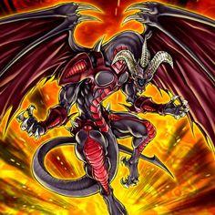 Red demons dragon