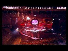 Johnny Hallyday Allume le feu Stade de France 1998 Haute qualité