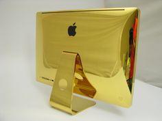 Gold Imac damn cool!!!!!!