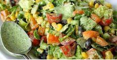 Diabetics Best Salad