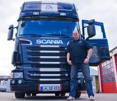 Oliver Bader, Geschäftsführer von 3c Event Logistic