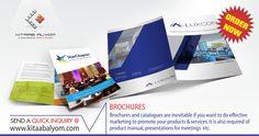 Brochures Printing @ www.kitaabalyom.com