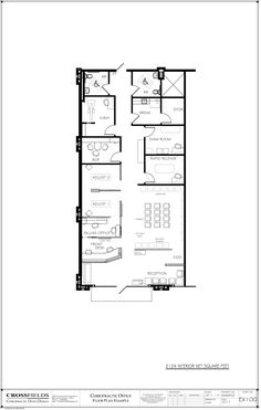 Small office floor plan room and a conference room for X ray room floor plan