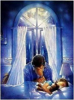 Oración por los hijos para pedir a Dios sean librados de todo mal