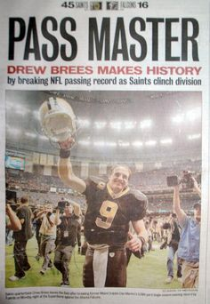 Front page of the Times-Picayune on Dec. 27, 2011