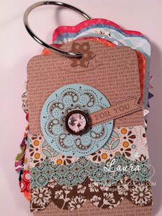 Laura Milligan, Stampin' Up! Demonstrator - Stamp with Laura: TAG