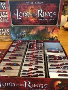 The Lord of the Rings: The Card Game | Image  | BoardGameGeek