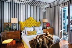 Fashion designer Jorge Vazquez's Madrid Home - The Neo-Trad