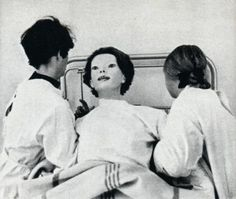 In June of 1972, a woman appeared in Cedar Senai hospitalin nothing but a white, blood-covered gown. Now this, in itself, should not be too surprising as people often have accidents nearby and come to the nearest hospital for medical attention, but there were two things that caused people who saw her to vomit and flee in terror. The first being that she wasn't exactly human. she resembled something close to a mannequin, but had the dexterity and fluidity of a normal human being. Her face…