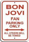 "I need this for the garage and my ""Bon Jovi mobile!"""