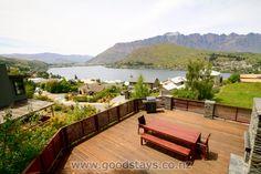 New Zealand Holidays, Queenstown New Zealand, Mountain View, Garden Bridge, Rest, The Unit, Outdoor Structures, Homes, Magic