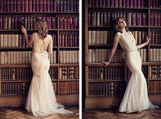 Свадебная коллекция Zahavit Tshuba: уникальный крой и детали