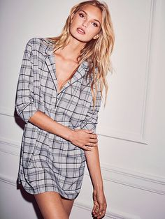 The Mayfair Sleepshirt - large