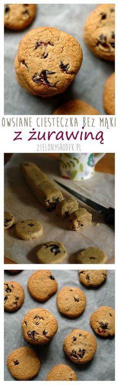 wystarczy kilka składników, żeby zrobić te pyszne ciasteczka owsiane!