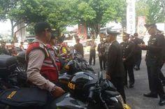 Upacara Kesaktian Pancasila Polresta Pekanbaru, 19 Bhabinkamtibmas Dapat Sepeda Motor