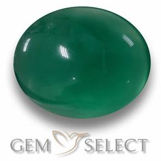 GemSelect features this natural Agate from India. This Green Agate weighs 2.6ct and measures 9.4 x 7.8mm in size. More Oval Cabochon Agate is available on gemselect.com #birthstones #healing #jewelrystone #loosegemstones #buygems #gemstonelover #naturalgemstone #coloredgemstones #gemstones #gem #gems #gemselect #sale #shopping #gemshopping #naturalagate #agate #greenagate #ovalgem #ovalgems #greengem #green Green Gemstones, Loose Gemstones, Natural Gemstones, Agate Gemstone, Gemstone Colors, Buy Gems, Green Agate, Gem S, Shades Of Green