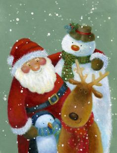 Album 2 « Gallery 16 « Christmas (by category) « Jan Pashley – Illustration / Design