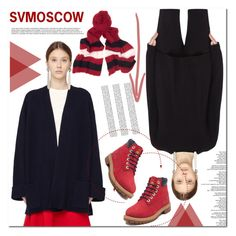 """Svmoscow2"" by angel-a-m on Polyvore featuring The Row, Undercover and Timberland"