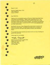 Sample Fundraising Letters for Silent Auction Donations Sample Coupon