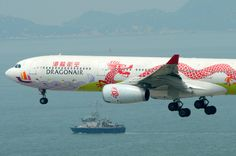 Dragonair Airline | Dragonair A330 20th c/s on short final... - Pictures & Photos on ... Aviation Forum, Dragonair, Aircraft Photos, Air Space, Space Travel, New Opportunities, Cool Things To Make, Airplanes, Middle East