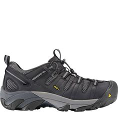 1006977 KEEN Men s Atlanta Cool ST Safety Shoes - Black Safety Shoes For  Men a53aa7df93d