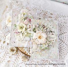 Freetany Flowers: В саду. Вдохновение с Юлей Мозговой