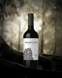 Desquiciado Wines on Packaging of the World - Creative Package Design Gallery
