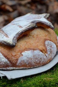 Das Mädel vom Land: Neu erfunden Sourdough Bread Starter, Bread Art, Our Daily Bread, Bread Rolls, Bread Baking, Bread Recipes, Pretty Cakes, Kitchens, Food And Drinks