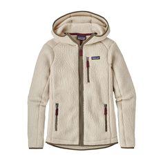 1348d8fd7cd78a Blue Ridge Mountain Outfitters - Patagonia Women s Retro Pile Fleece Hoody