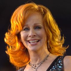 """Reba McEntire - She performed the role of Nellie Forbush in our Hollywood Bowl concert production of """"South Pacific"""". She's beautiful, talented and very friendly. Country Artists, Country Singers, Country Music, Huda Beauty Eyeshadow Palette, The Hollywood Bowl, Reba Mcentire, Hollywood Celebrities, Celebrity Pictures, How To Look Pretty"""